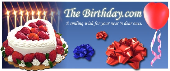 Birthday eCards, Happy Birthday eCards, Free Birthday eCards and funny animated greeting cards at TheBirthday.Com