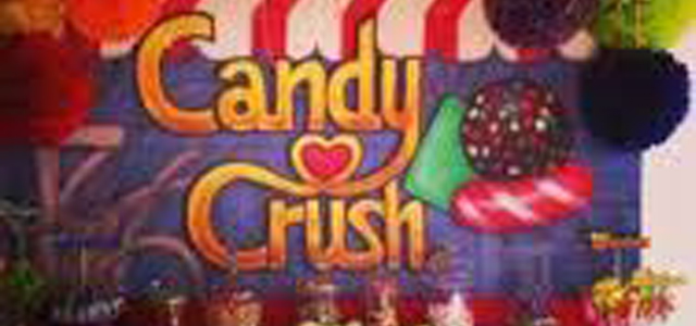 CANDY CRUSH PARTY